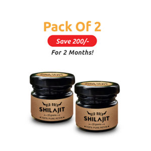 Shilajit combo of 2